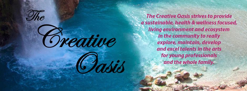 Creative Oasis Slider 2